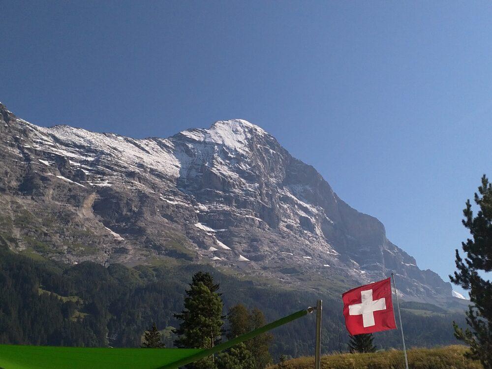 Eiger in Grindelwald