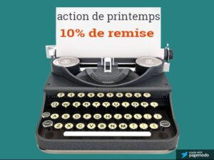 action de printemps